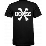 Powell-Peralta Cross Bones T-shirt - Black