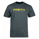 POSITIV Digital T-shirt - Gray