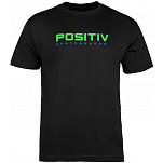 POSITIV Digital T-shirt - Black