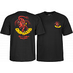 Powell-Peralta Steve Caballero Original Dragon T-shirt - Black