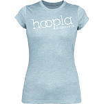 hoopla Logo T-shirt - Blue