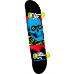 "Powell Peralta Blacklight Ripper Green 8.0"" Complete"