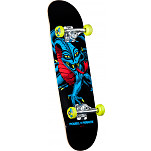 "Powell Peralta Blacklight Caballero Dragon Green 7.5"" Complete"