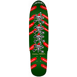 Powell-Peralta Xmas Vato Rat Deck - Green