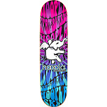 hoopla hippie stick deck 127 8.0""
