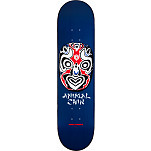 Powell-Peralta Chin Mask Deck - Navy