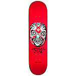 Powell-Peralta Chin Mask Deck - Red