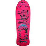 Bones Brigade® Lance Mountain Future Primitive Reissue Deck - Pink