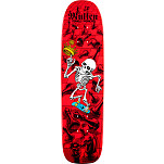 Bones Brigade® Mullen Chess Reissue Deck - Red