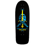 Powell-Peralta Ray Rodriguez Skull and Sword Deck - Black