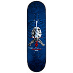 Powell Peralta Ray Rodriguez Skull & Sword Navy Deck