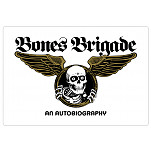 BONES BRIGADE: An Autobiography Sticker (Single)