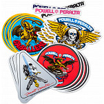 Powell-Peralta Assorted Stickers (20 pack)