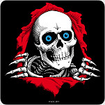 "Powell-Peralta 12"" Ripper Ramp Sticker (Single)"