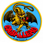 Powell-Peralta Cab Original Dragon Sticker (Single)