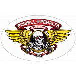 Powell-Peralta Winged Ripper Sticker (Single)