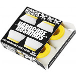 BONES® Hardcore Bushings® - Medium - White  (2 sets)