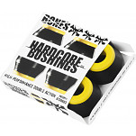 BONES® Hardcore Bushings® - Medium - Black (2 sets)