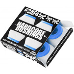 BONES® Hardcore Bushings® - Soft - White (2 sets)