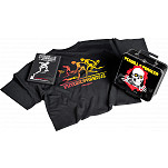 Powell-Peralta Future Primitive SE DVD/Shirt Combo w/ Ripper Lunchbox