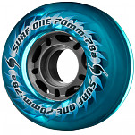 Surf One 5 Star 70mm 78a - Blue  (4 pack)