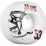 BONES WHEELS STF Pro Homoki Numbers 53mm 4pk