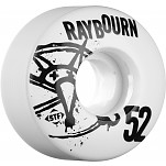 BONES WHEELS STF Pro Raybourn Numbers 52mm 4pk
