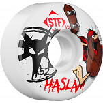 BONES WHEELS STF Pro Haslam Caveman 52mm (4 pack)