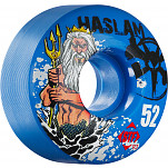 BONES WHEELS STF Pro Haslam Poseidon Blue 52mm 4pk