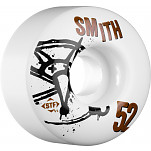 BONES WHEELS STF Pro Smith Numbers 52mm 4pk