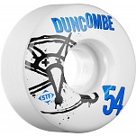 BONES WHEELS STF Pro Duncombe Numbers 54mm 4pk