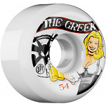 BONES WHEELS SPF Pro Jimmy the Greek Saint 54mm (4 pack)