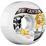 BONES WHEELS SPF Pro Jimmy the Greek Saint 56mm (4 pack)