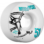 BONES WHEELS STF Pro Murawski Numbers 51mm 4pk