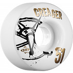 BONES WHEELS STF Pro Creager Numbers 51mm 4pk