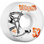 BONES WHEELS STF Pro Decenzo Numbers 53mm 4pk