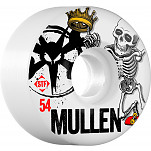 BONES WHEELS STF Pro Mullen Crown 2 54mm 4pk
