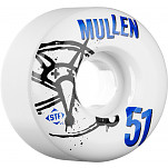 BONES WHEELS STF Pro Mullen Numbers 51mm 4pk