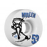 BONES WHEELS STF Pro Mullen Numbers 53mm 4pk