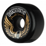 Powell-Peralta Bombers 64mm 85a - Black (4 pack)