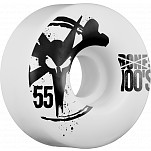 BONES WHEELS 100 55mm 4pk