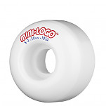 Mini Logo® S-3 50mm 101a - White (4 pack)