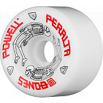 Powell-Peralta G-Bones 64mm 97a - White (4 pack)