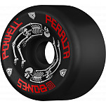 Powell-Peralta G-Bones 64mm 97a - Black (4 pack)