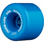 Powell-Peralta Rat Bones 60mm 90a - Blue (4 pack)