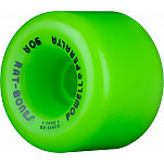 Powell-Peralta Rat Bones 60mm 90a - Green (4 pack)