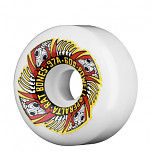 Powell-Peralta Rat Bones II 60mm 97a - White (4 pack)