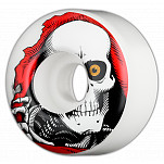 Powell-Peralta Ripper 54mm 97a - White (4 pack)