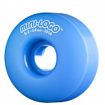 Mini Logo® S-3 54mm 101a - Blue (4 pack)