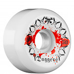 BONES WHEELS SPF Dagger 58mm (4 pack)